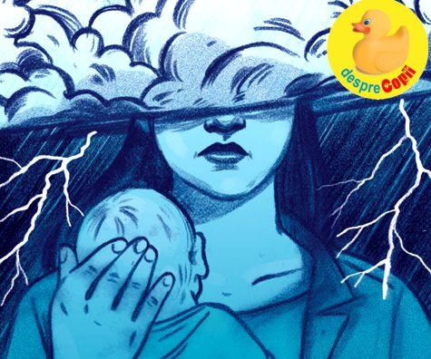 Factori si mituri care pot contribui la depresia postnatala