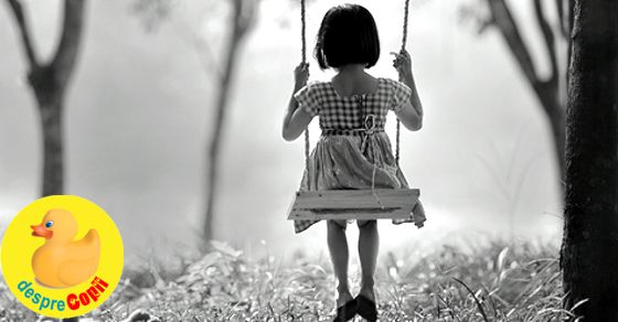 Despre copii si amintiri care raman fixate in memorie: importanta amintirilor din primii ani de viata