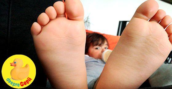 Despre copii, concedii si legatura cu febra