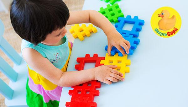 Dezvoltarea intelectuala (cognitiva) la copiii de 3-5 ani