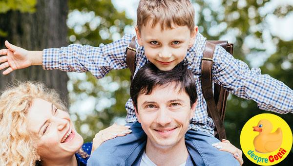 Dezvoltarea emotionala a baietilor de la 6-13 ani: etapa de identificare a genului si a construirii increderii in sine