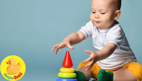 Dezvoltarea intelectuala a bebelusului: GHID de repere si reguli