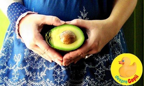 Dezvoltarea sarcinii pe saptamani: de la o mica bobita de mac la pepenele copt care iti umple burtica