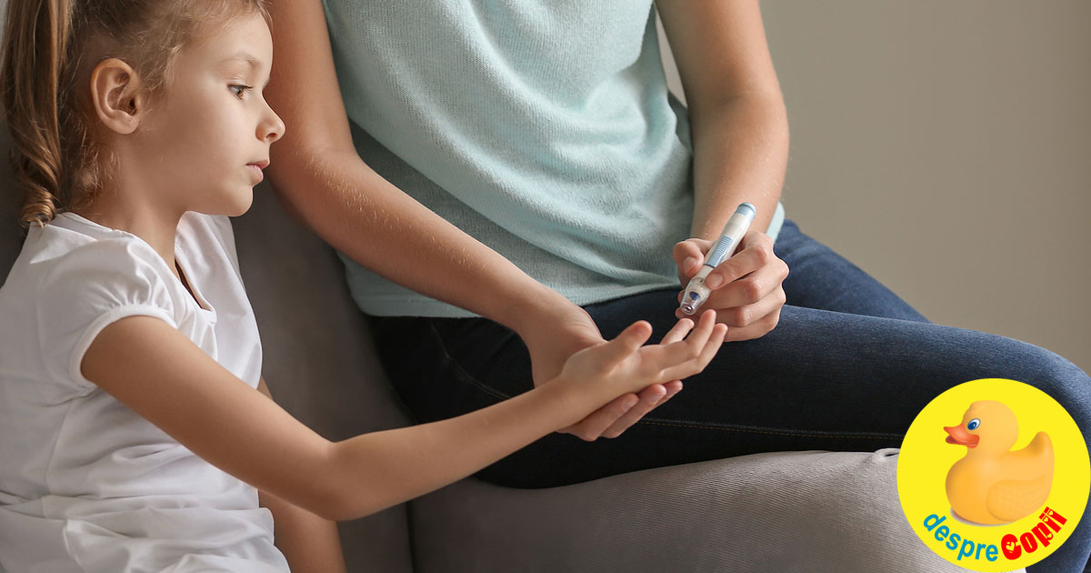Cum ne-a schimbat diabetul copilului viata - confesiunile unei mame