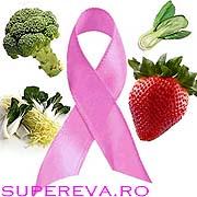 Dieta de lupta impotriva cancerului la san