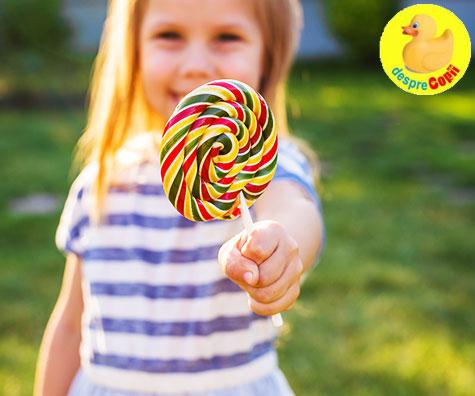 Alimente ce trebuie eliminate din alimentatia copiilor