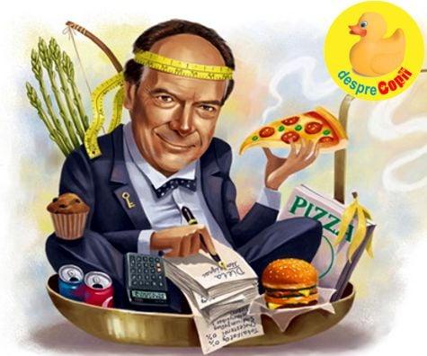 Dieta Montignac: principii de baza