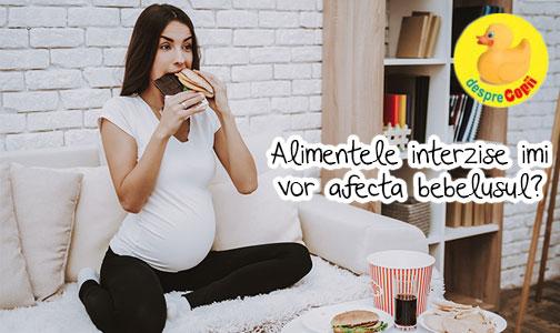 Poate afecta alimentatia mamei sanatatea fatului din burtica? - din fricile fiecarei gravidute
