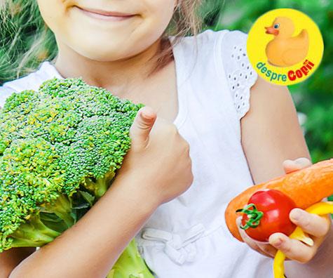 Sistemul imunitar al copilului se poate imbunatati - iata niste metode dovedite