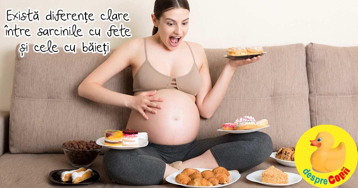 Simptome de sarcina: exista diferente clare intre sarcinile cu fete si cele cu baieti - confesiunile unei mamici