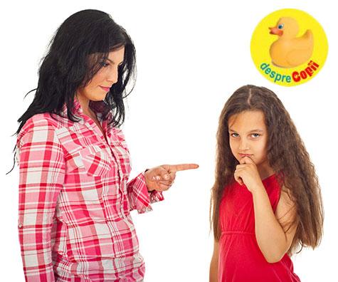 Disciplinarea copilului - de ce este despre invatare si nu despre pedeapsa