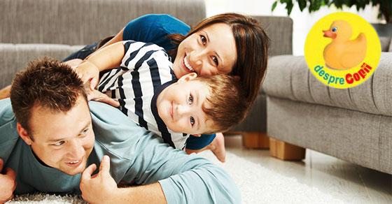 13 lucruri pe care NU le fac parintii care cresc copii de succes