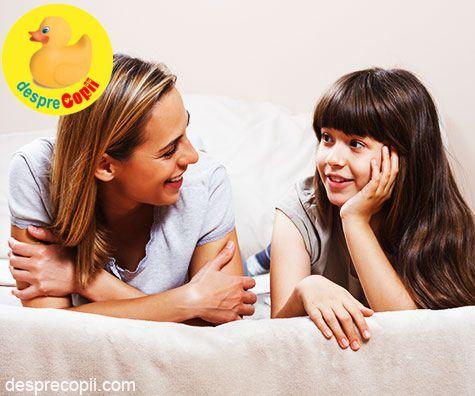 De ce trebuie sa discutam cu copiii despre sexualitate