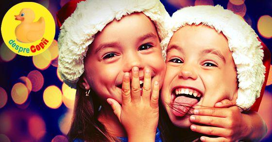 5 intrebari pentru orice copil fericit care asteapta Craciunul