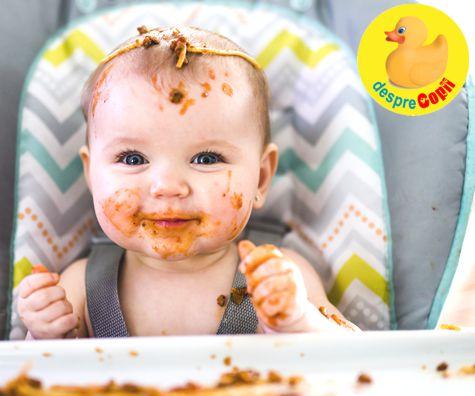 Diversificarea bebelusului: un ghid complet