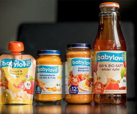 Testare produse dm babylove mancare pentru bebelusi