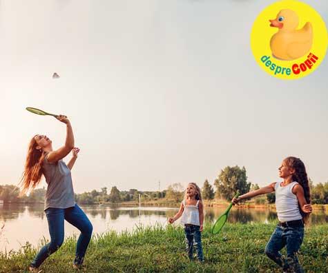 Duminica in familie si cum facem sa petrecem timp de calitate cu copiii