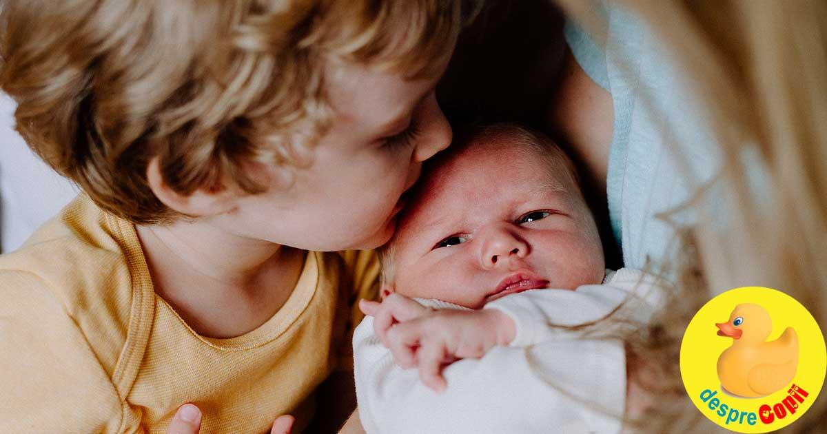 10 lucruri pe care le voi face diferit dupa nasterea celui de al doilea copil - confesiunile unei mame
