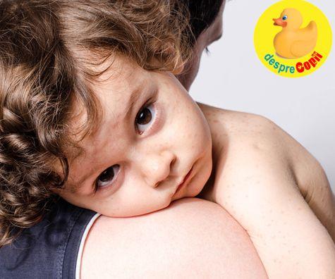 Cum tratam corect durerile copilului?
