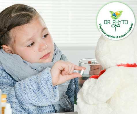 Cum tratam si prevenim eficient durerile in gat la copii?