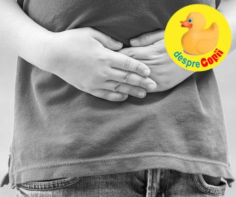 Infectia cu E.coli la copil: cum incepe si la ce trebuie sa fim atenti