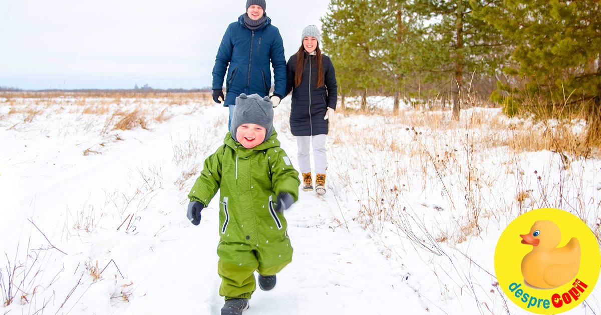 Metoda norvegiana de parenting: 7 reguli pentru o educatie de succes