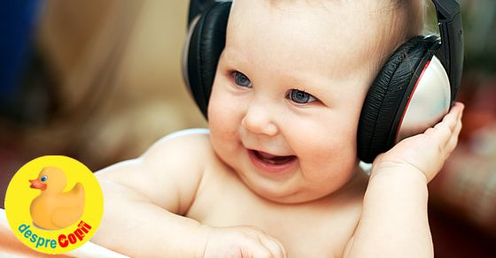 Efectul Mozart: muzica si dezvoltarea creierului copilului