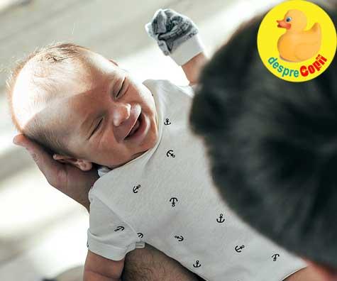 Emotiile unui bebelus nou nascut: uimitoarea gama de sentimente si emotii cu care mica fiinta este coplesita inca din primele minute de viata.