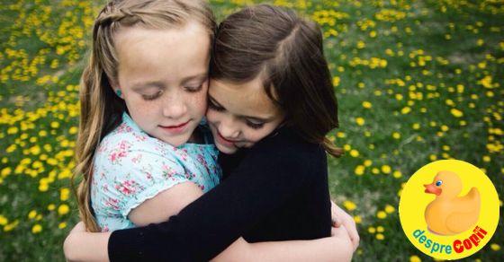 Empatia: de ce este necesa copilului si cum il ajutam sa o dezvolte