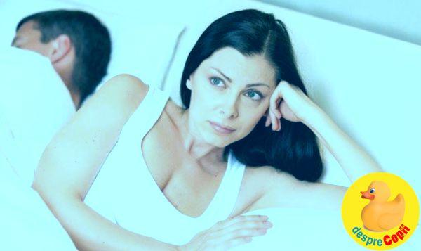 Durerea epiziotomiei si activitatea sexuala dupa nastere
