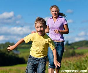 Un plan de antrenament sportiv pentru mamele ocupate