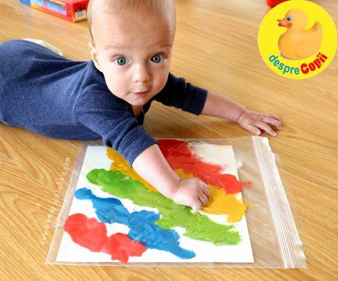 Cum influenteaza parintii experientele senzoriale ale bebelusului