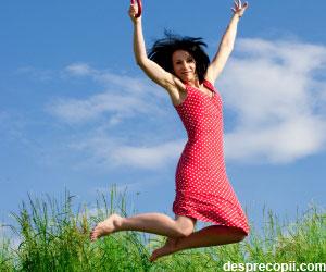 10 pasi de urmat in cautarea fericirii