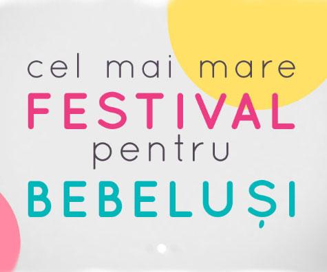 In Septembrie se deschid portile celui mai mare festival pentru bebelusi de la Cluj-Napoca: Bebelusiada!