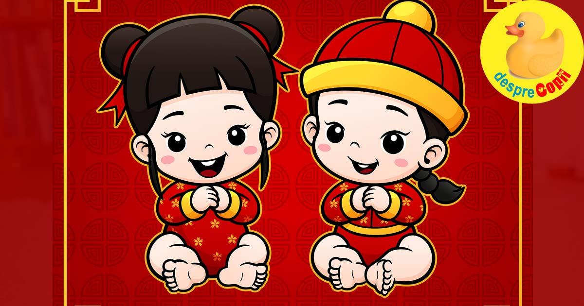 23 de mituri si legende chinezesti pentru prezicerea genului copilului din burtica mamei