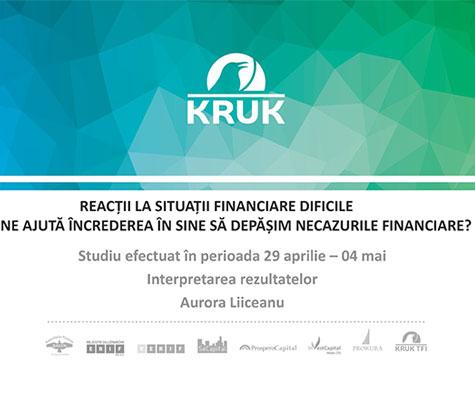 Cum reactionati in situatii financiare dificile?