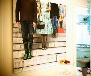 25 Idei pentru a afisa fotografiile dragi pe pereti