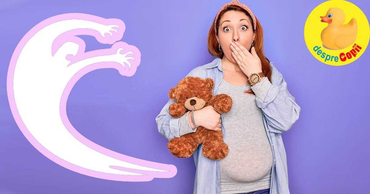7 frici de sarcina la primul bebe - pe care nu ar trebui totusi ca gravidutele sa le aiba