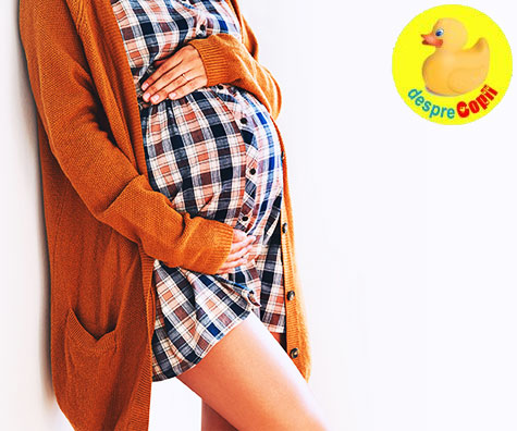 Gardedoraba de sarcina: 6 piese esentiale pentru cele 9 luni