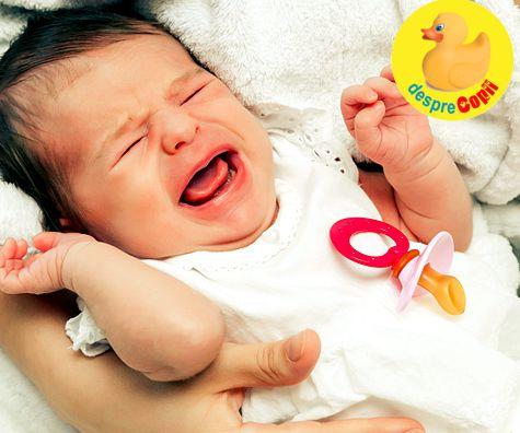 Gastroenterita la bebelus: cauze, simptome si tratament
