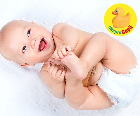 Ghidul de cacuta al bebelusului: parintii de bebelusi stiu�
