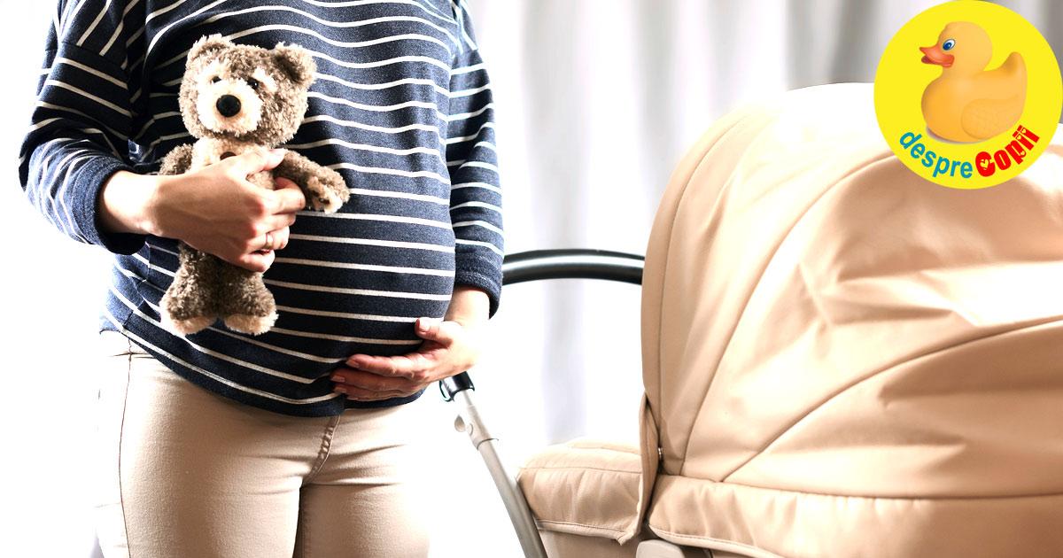 E ghinion sa cumperi lucrurile bebelusului inainte de nasterea sa? Iata ce stim...