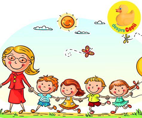 Gradinita: cand trebuie inceputa si de ce este importanta pentru educatia copilului
