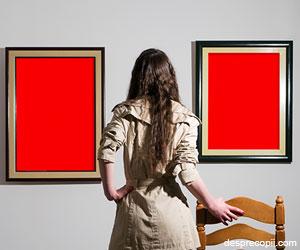 Arta si muzeele - benefice femeilor insarcinate