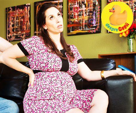 Suntem gravide bombardate cu sfaturi