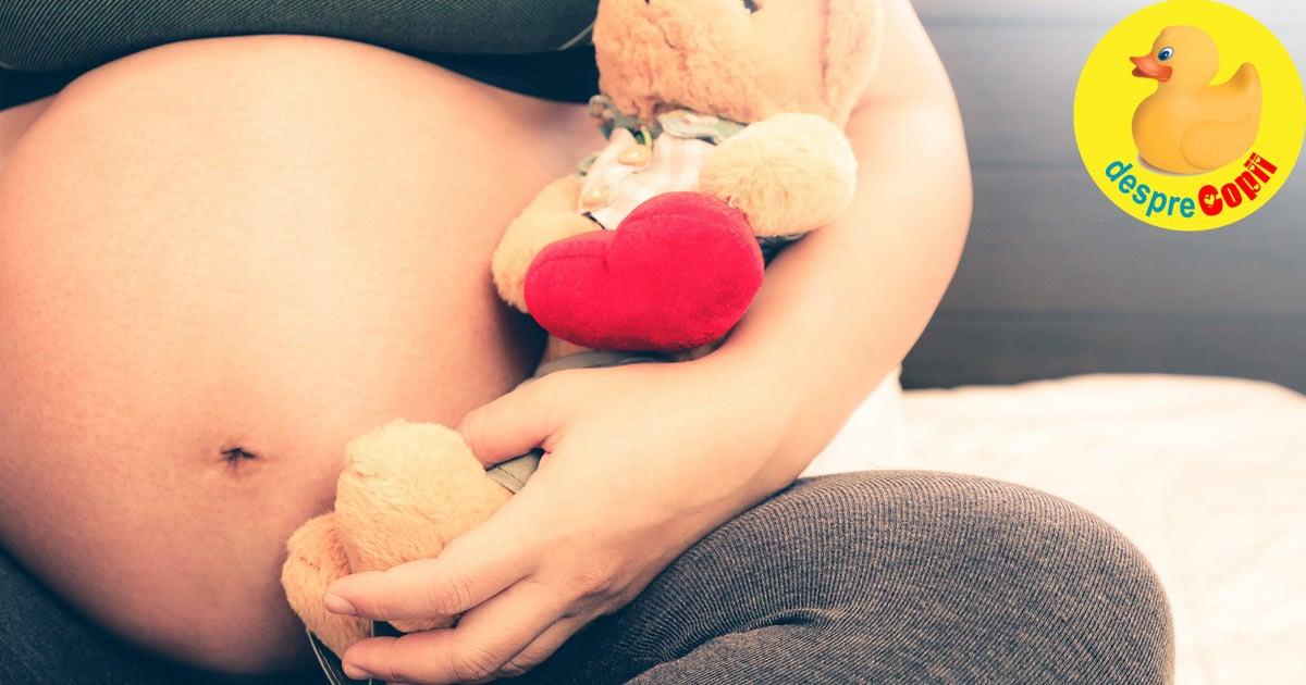 Aceste gravide au risc crescut de travaliu prematur: 12 motive si situatii