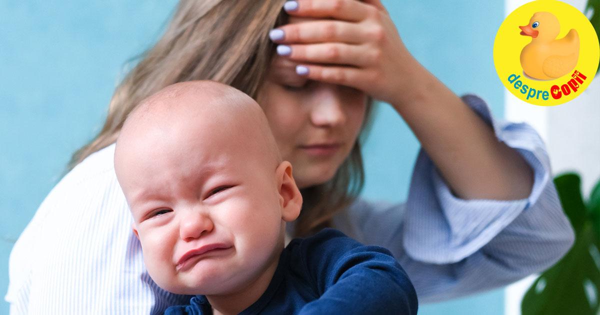 8 mari greseli ale proaspetelor mamici. De la prea mult stres, la comparatii cu alti bebelusi, si uita ca trebuie sa se recupereze