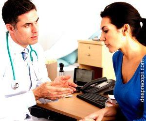 5 greseli pe care le fac femeile la medic