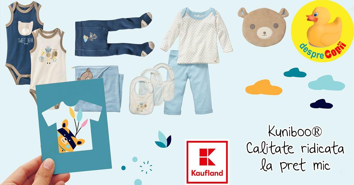Kaufland si importanta bumbacului organic pentru bebelusul tau