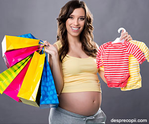 Prima hainuta cumparata pentru bebelus